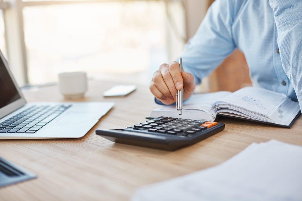 podatek od wynajmu - obliczenia na kalkulatorze