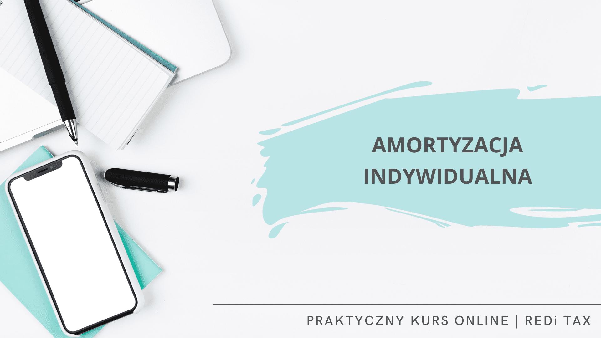 Amortyzacja indywidualna